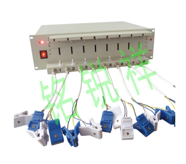 Eight-channel battery tester MRX-5V6A