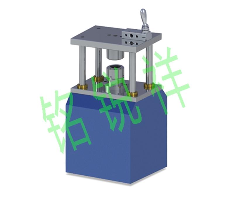 Button battery pneumatic sealing machine MRX-QF150