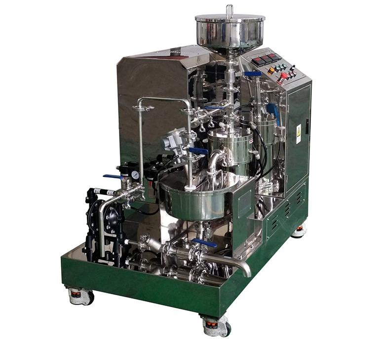 Homogenizer (high-speed ultrafine dispersion machine) MRX-CW-50